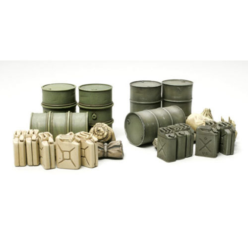 1/48 Jerry Can Set (Tamiya)