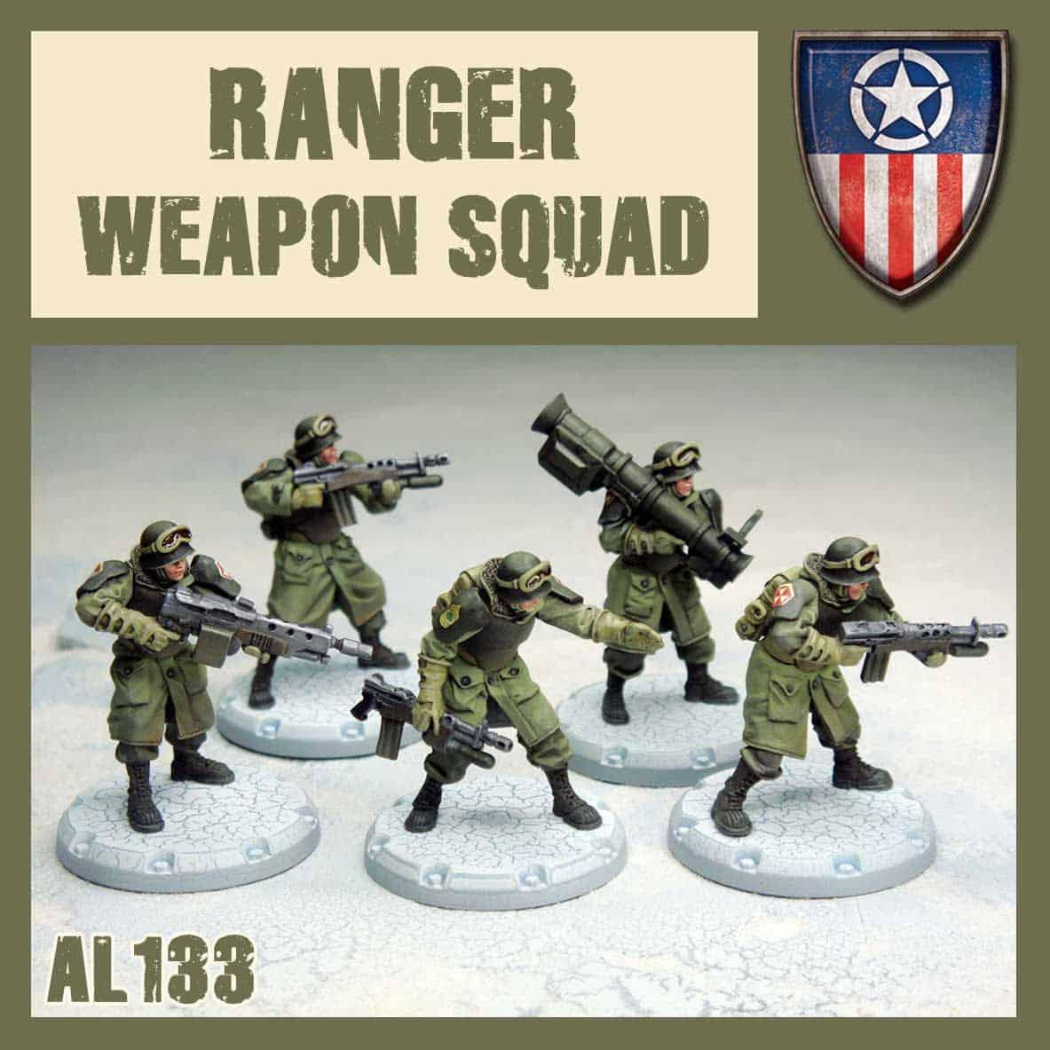 Zdjęcie Ranger Weapon Squad