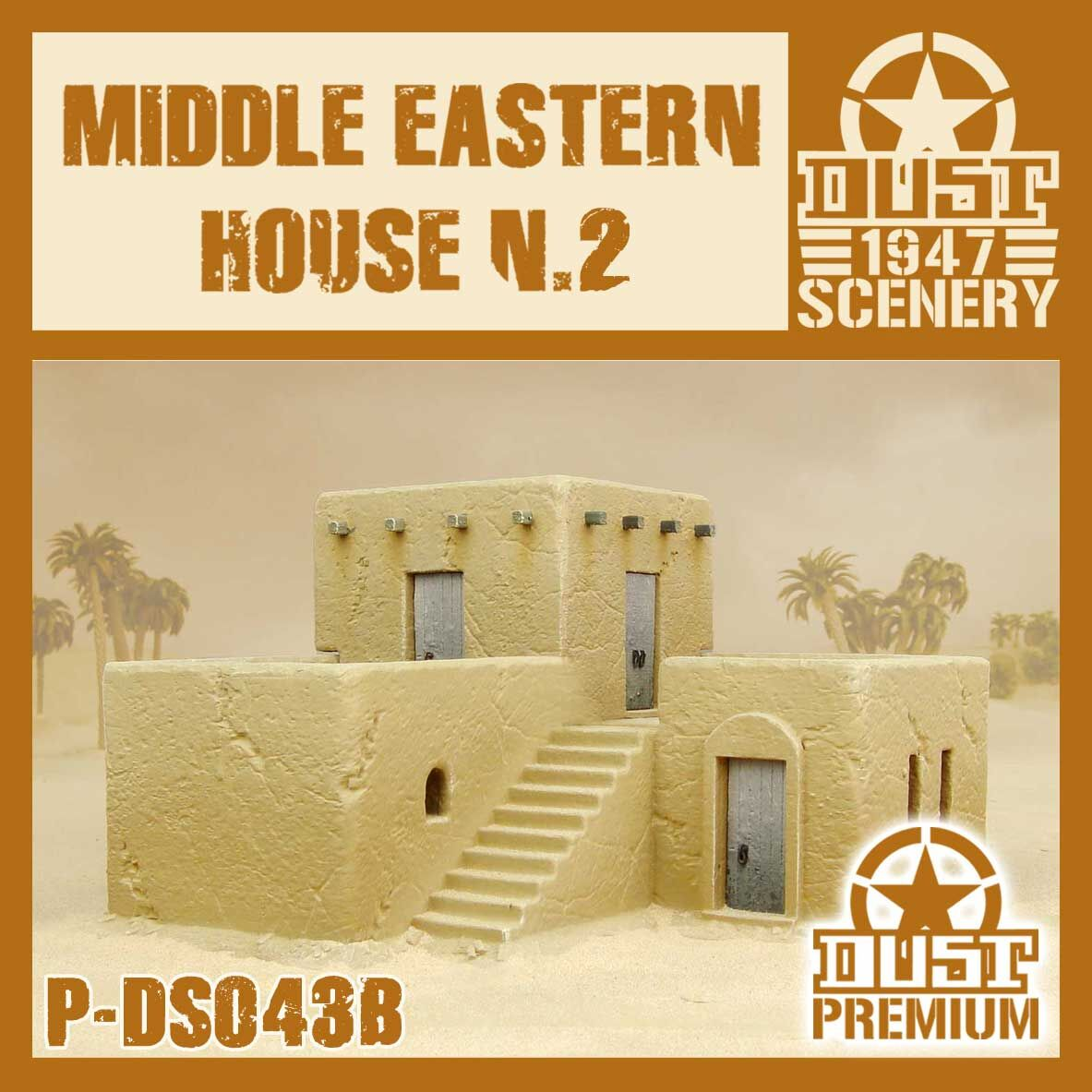 Middle Eastern House N.2 Premium