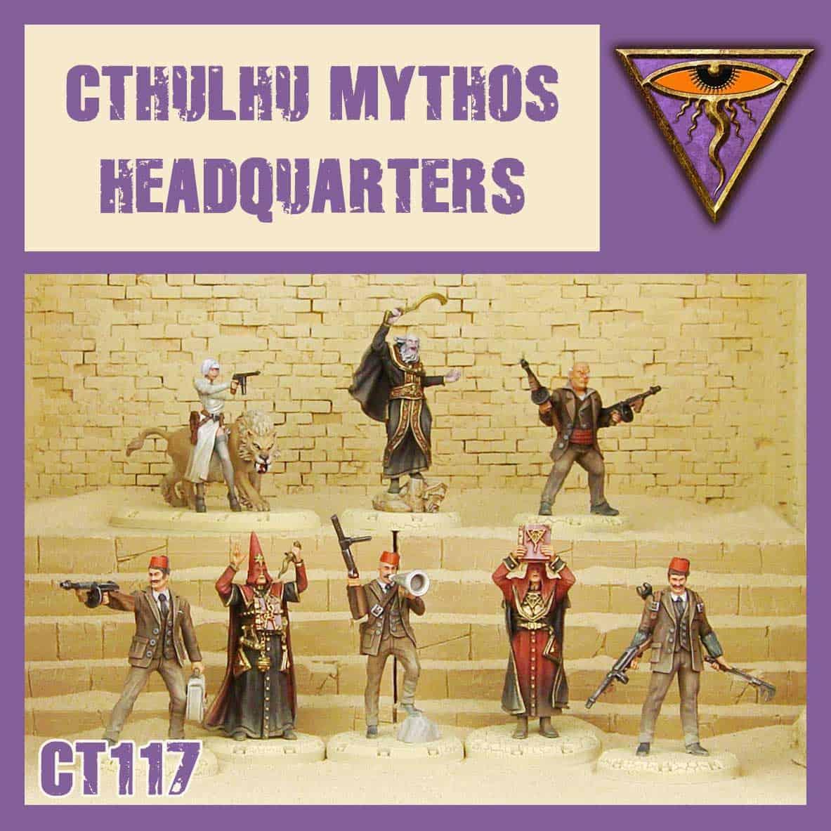 Mythos HQ