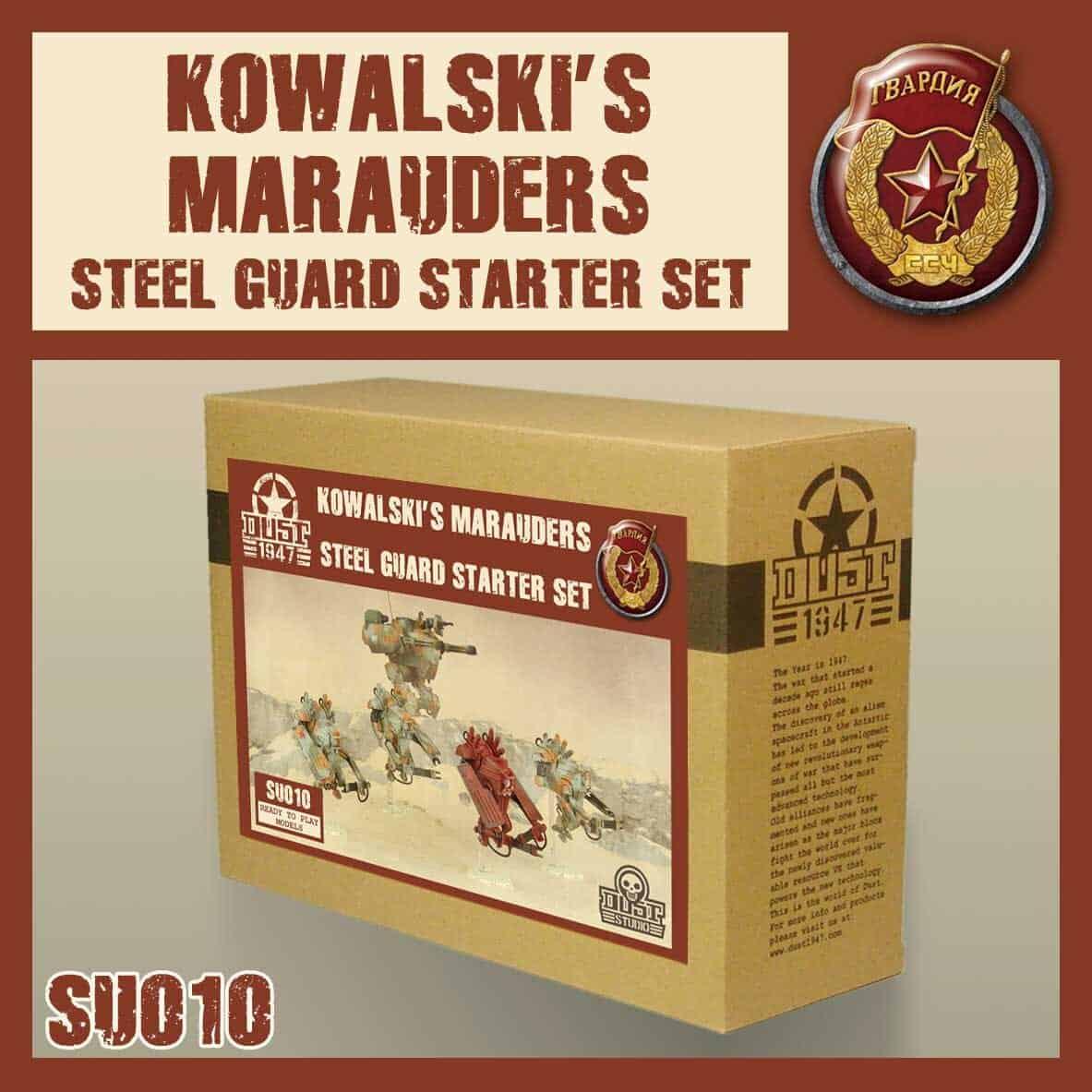 Kowalski's Marauders