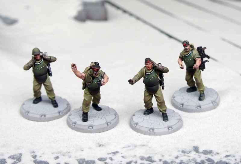 SSU Artillery Crew Kit