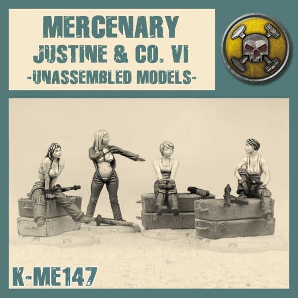 Justine & Co VI Kit