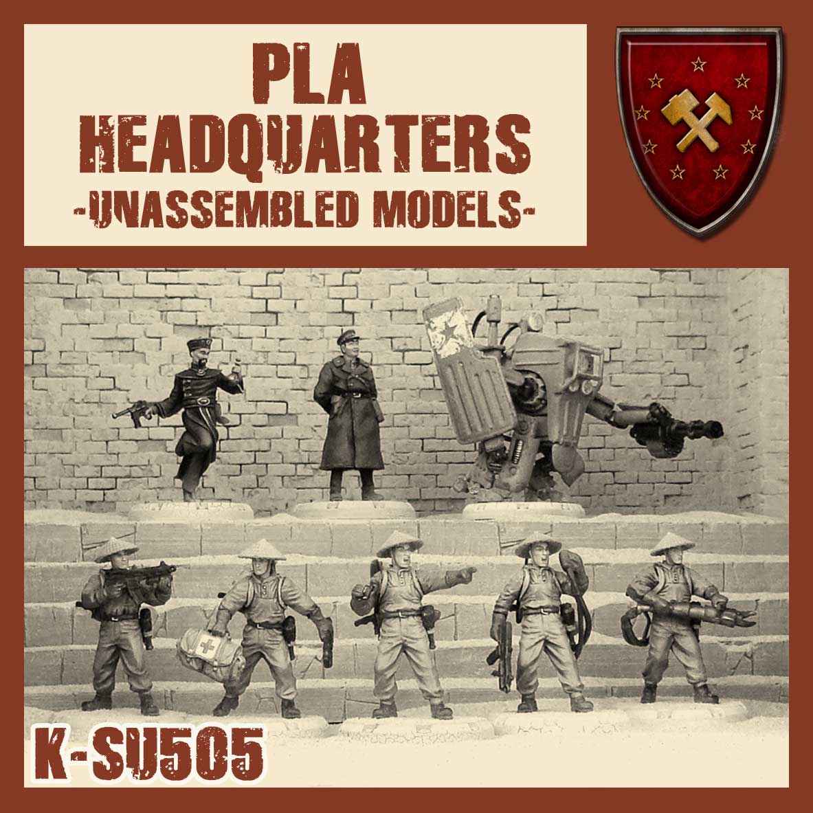 PLA HQ Kit