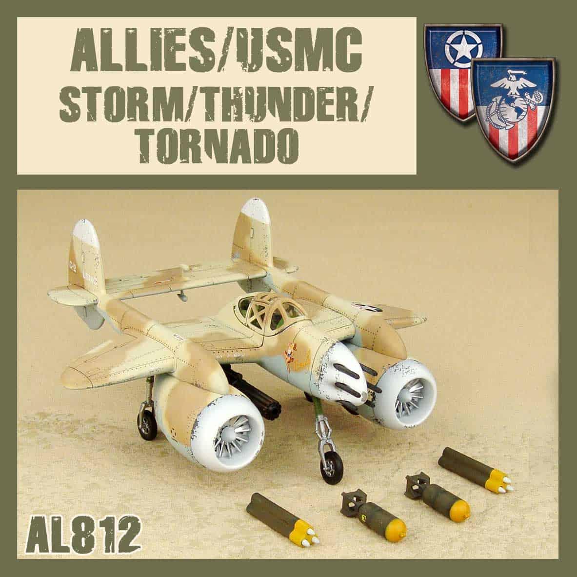Storm/Thunder/Tornado