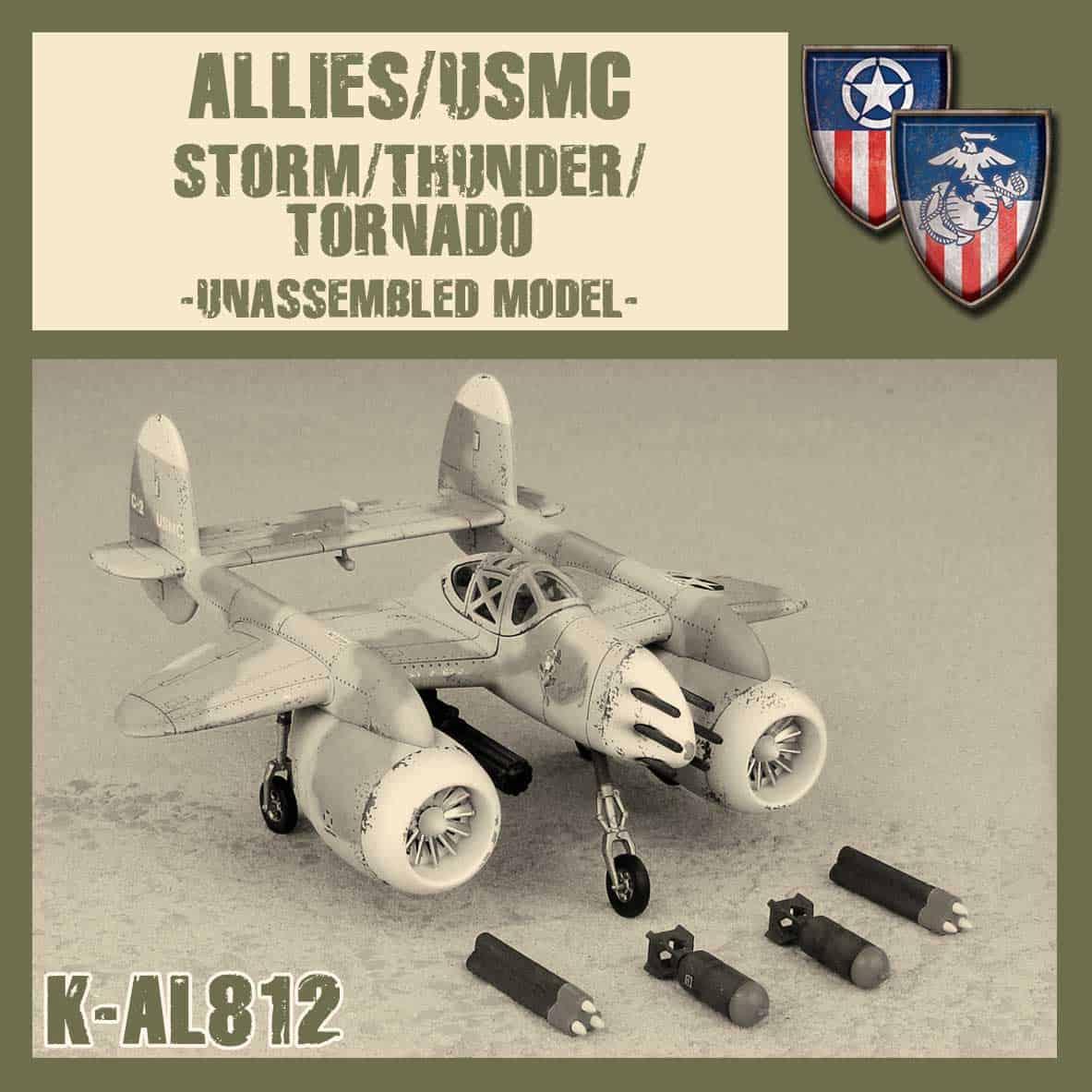 Storm/Thunder/Tornado Kit