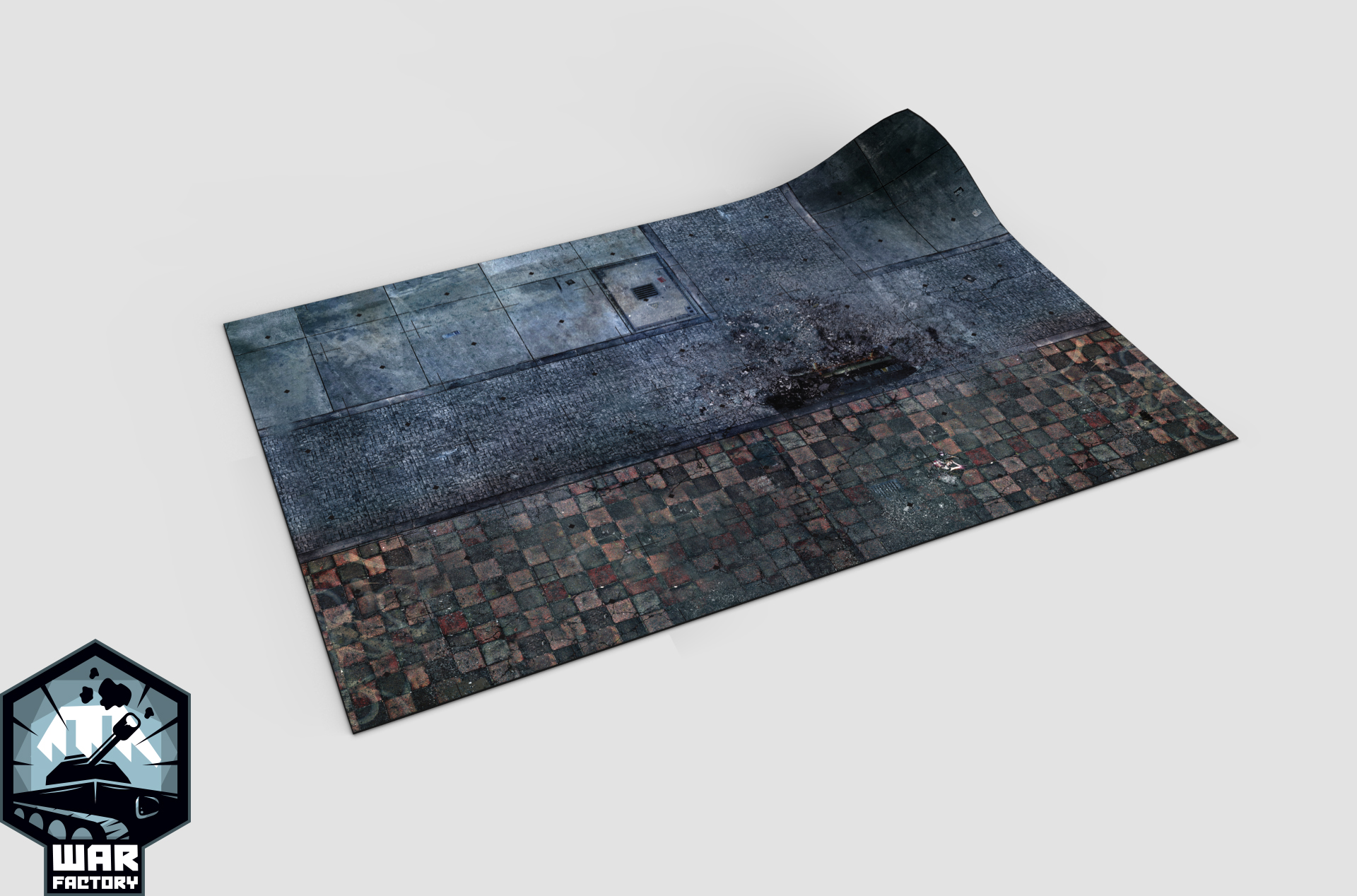 Preorder: City Square Mat