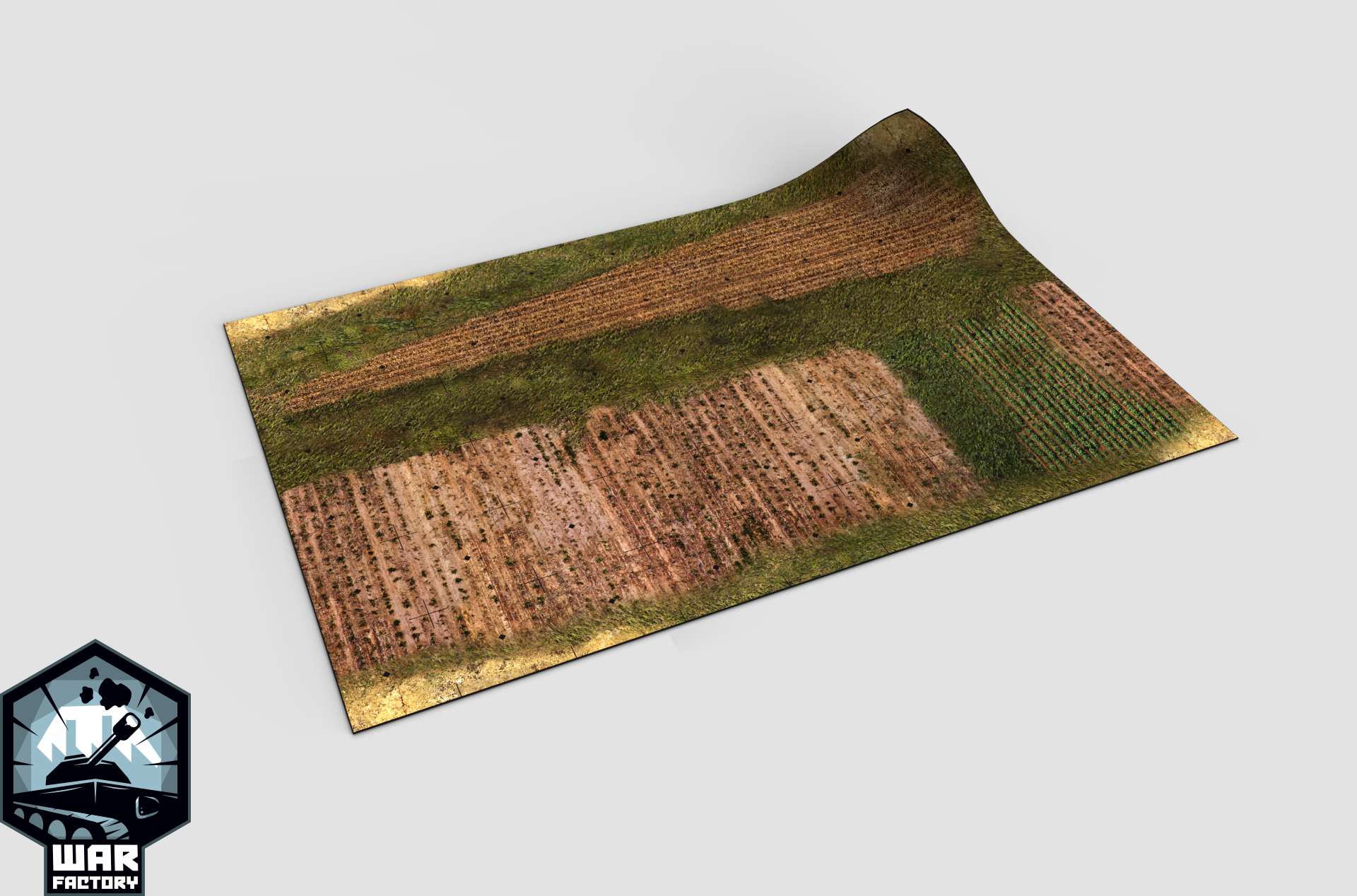 Preorder: Eastern Farmlands Mat