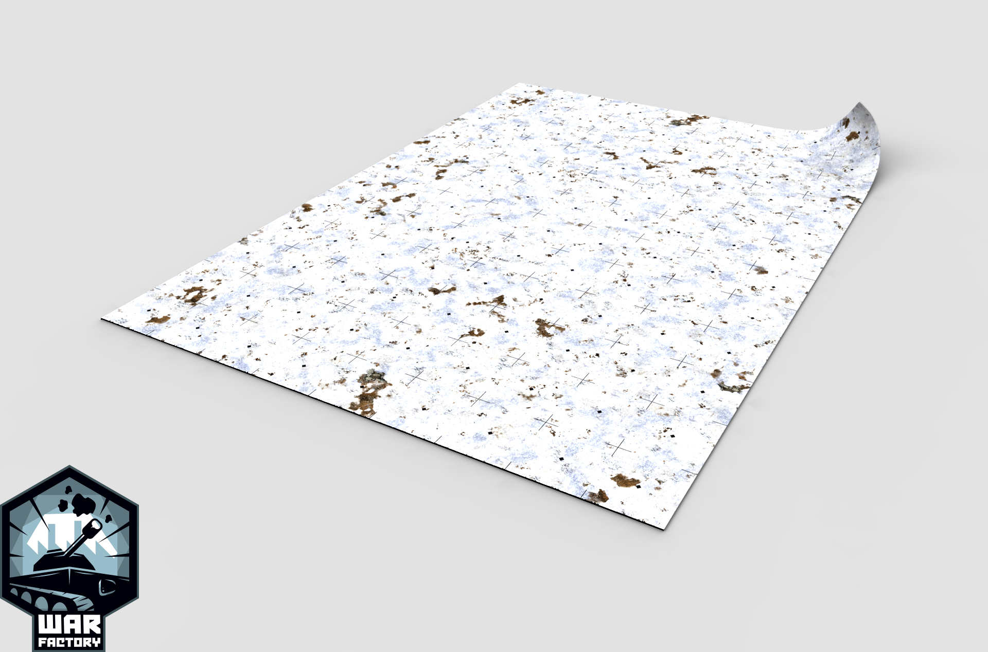 Preorder: General Frost Mat Double