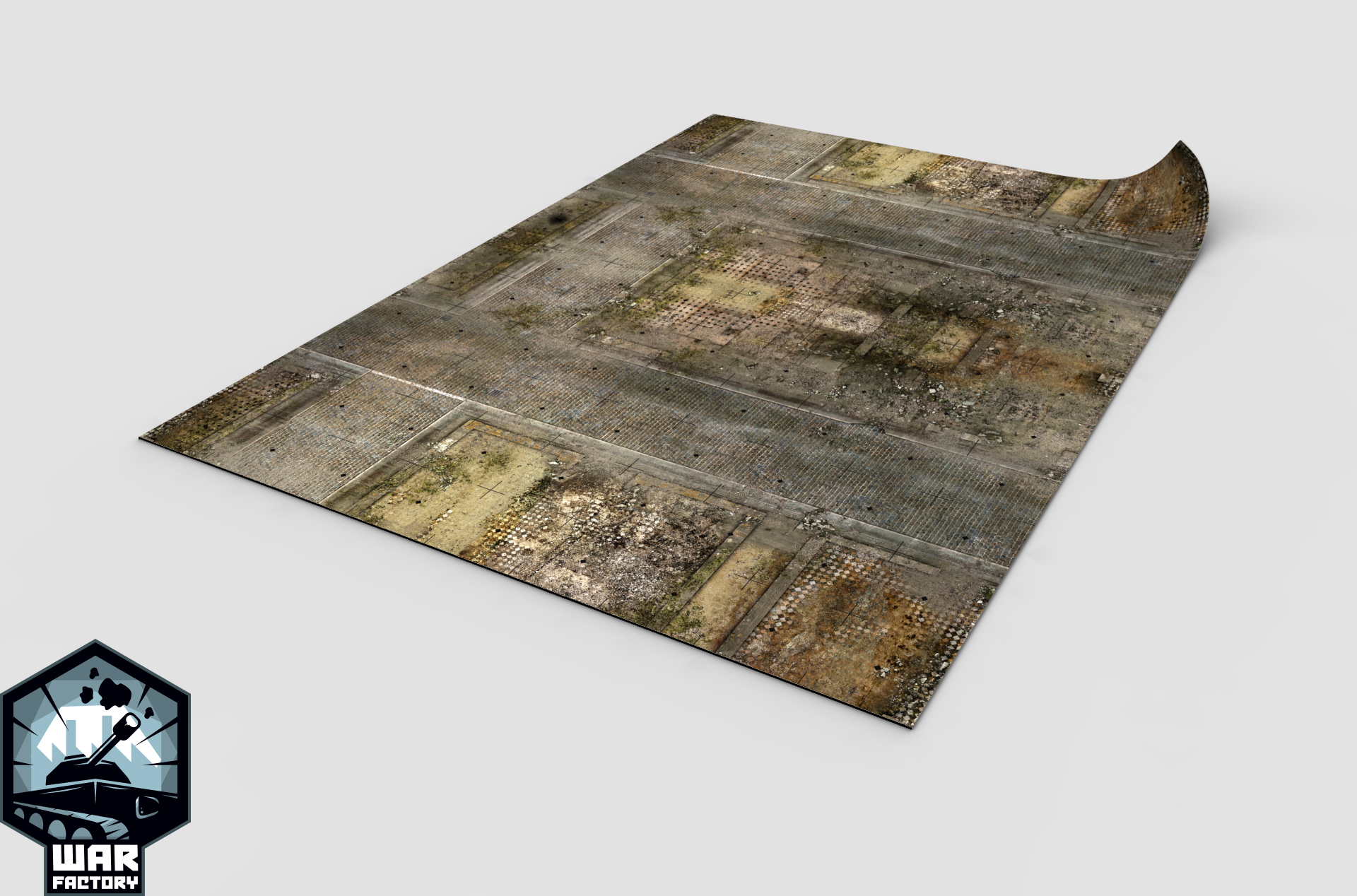 Preorder: Urban Warfare Mat Double