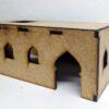 Zdjęcie Budynek Pustynny – zestaw