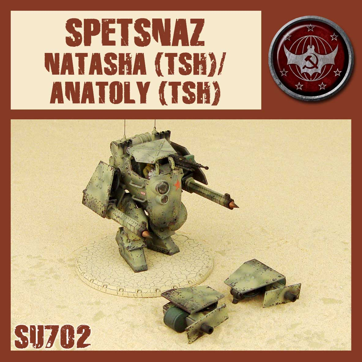Natasha / Anatoly (TsH)