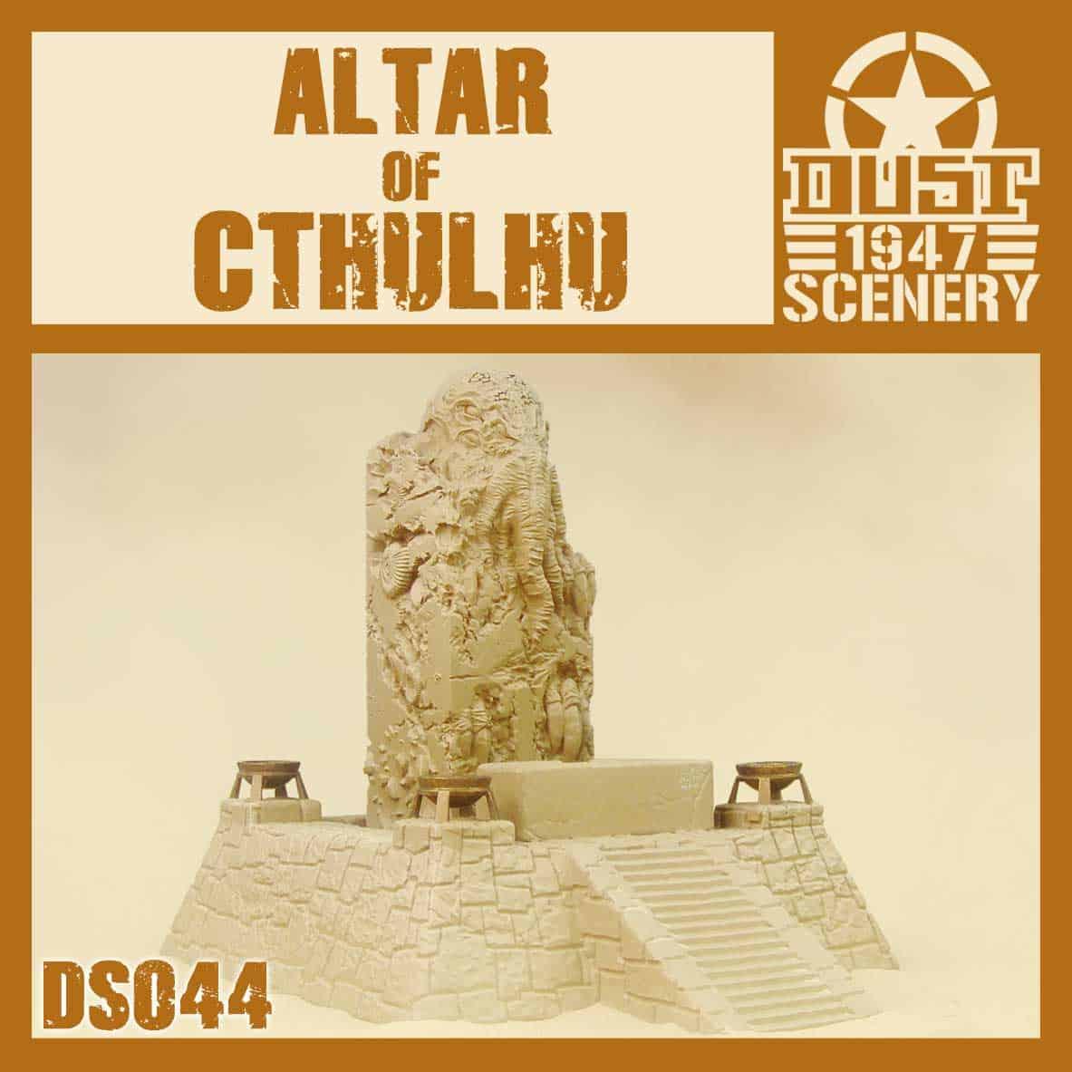 Altar of Cthulhu