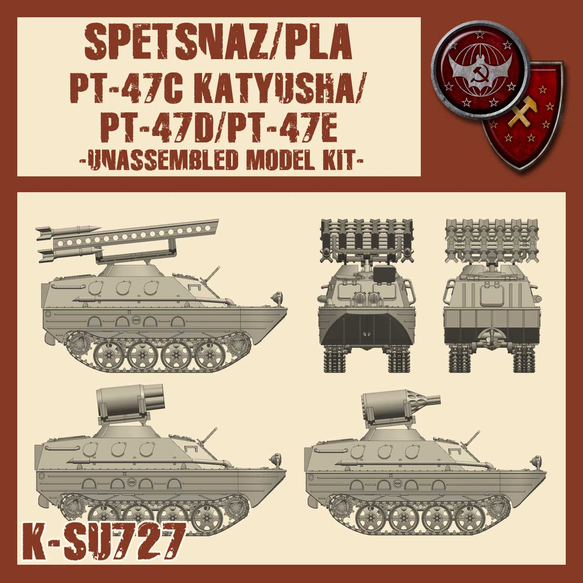 PT-47C/D/E Kit