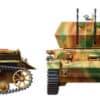 Zdjęcie Flakpanzer IV Wirbelwind (Tamiya)
