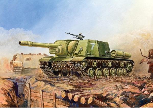 Su-152 (Bronco)
