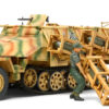 """Zdjęcie Sd.Kfz.251/1 Ausf.D """"Stuka zu Fuss""""(Tamiya)"""