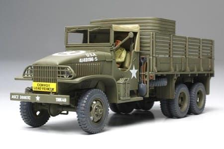 US 2.5ton 6x6 Cargo Truck (Tamiya)