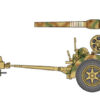 Zdjęcie Heavy Tractor SS-100 & 88mm Gun Flak37 Set (Tamiya)