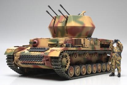Flakpanzer IV Wirbelwind (Tamiya)