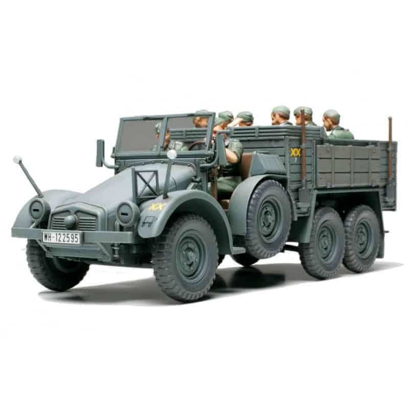 Krupp Protze (Kfz.70) (Tamiya)
