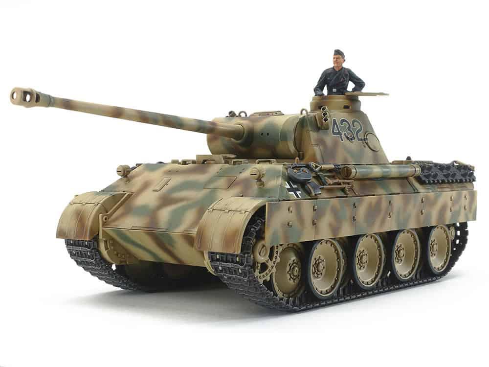 Panther Ausf.D (Tamiya)