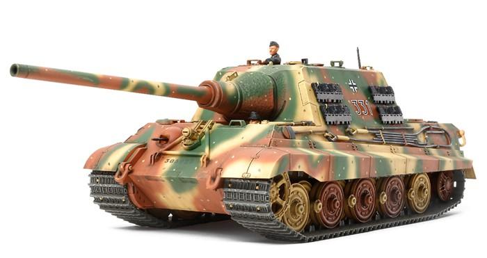 Jagdtiger Produkcja Wczesnowojenna (Tamiya)
