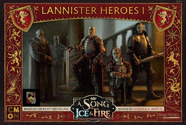 Bohaterowie Lannisterów I
