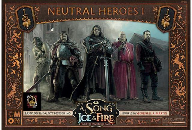 Nutral Heroes #1 [PL[