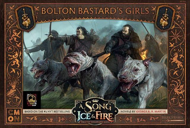 Bolton Bastard's Girls [PL]