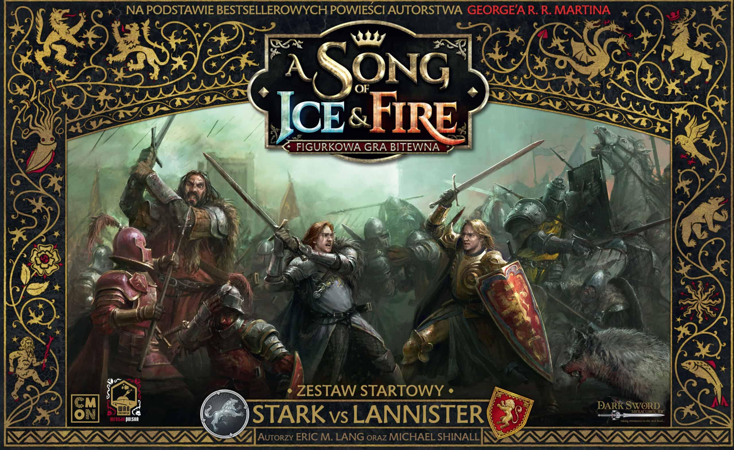 Starter Stark VS Lannister