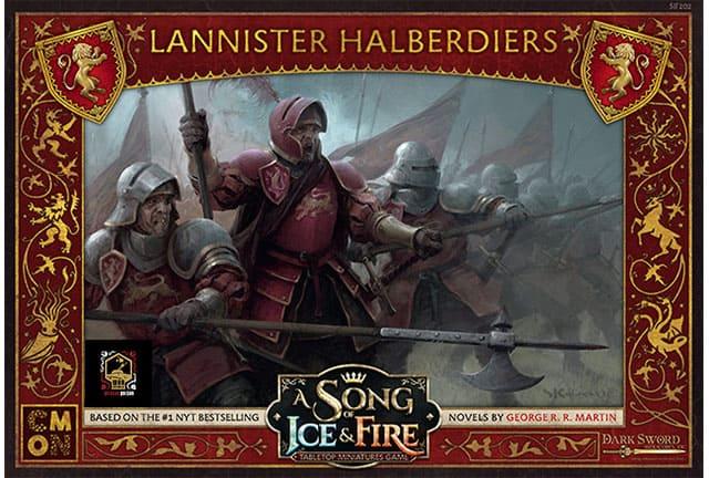 Lannister Halberdiers [PL]