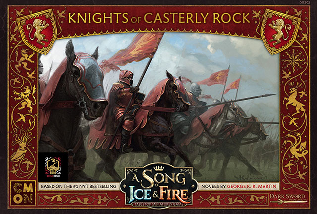 Knights of Casterly Rock [PL]