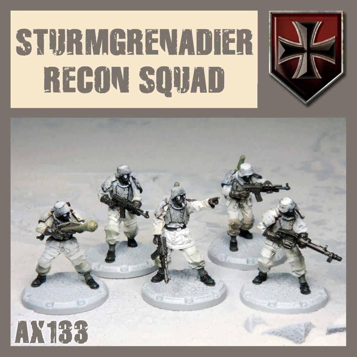 Sturmgrenadier Recon Squad