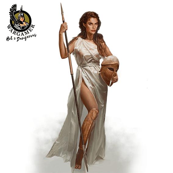 Helen, the Spartan (28 mm)