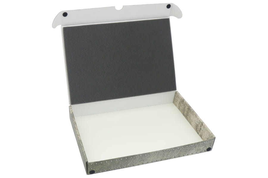 Full-size Standard Box for magnetically-based miniatures