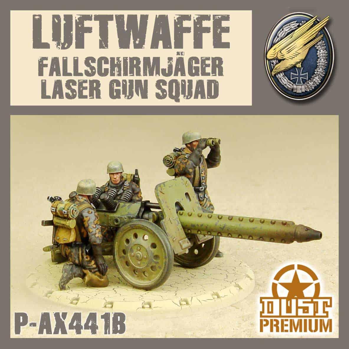 FJ Laser Gun Babylon Pattern
