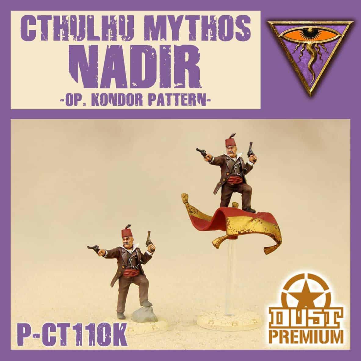 Nadir Kondor Pattern