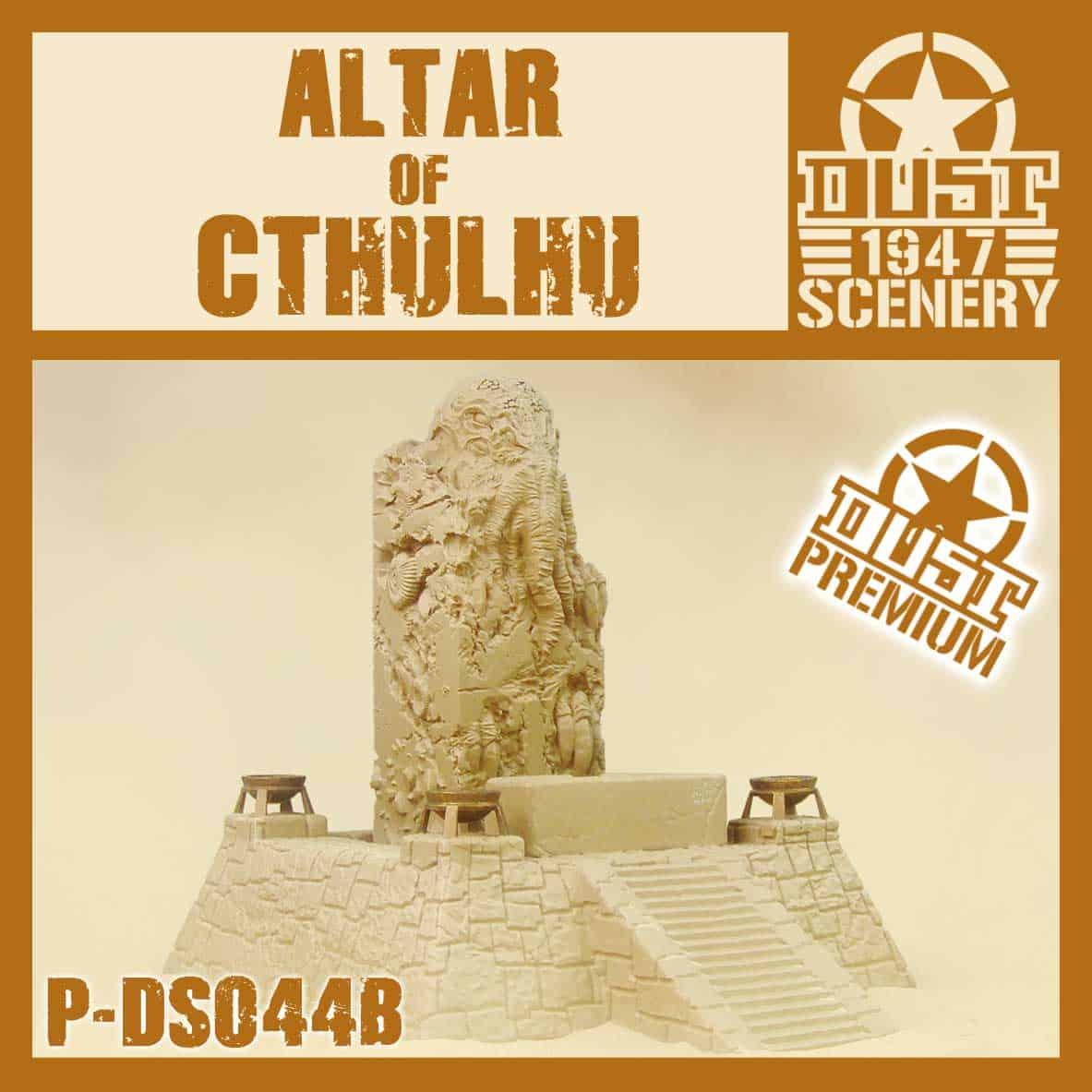 Ołtarz Cthulhu Malowanie Babilon