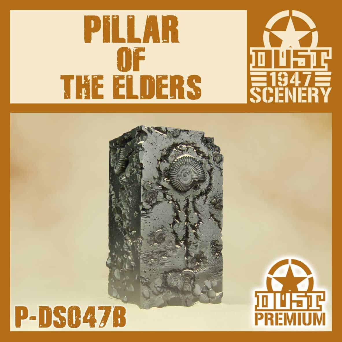 Zdjęcie Monument Przedwiecznych (Pillar of the Elders) Malowanie Babilon