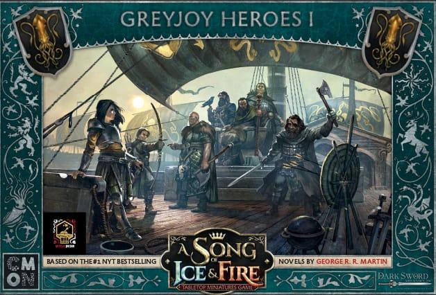 Greyjoy Heroes #1  [PL]