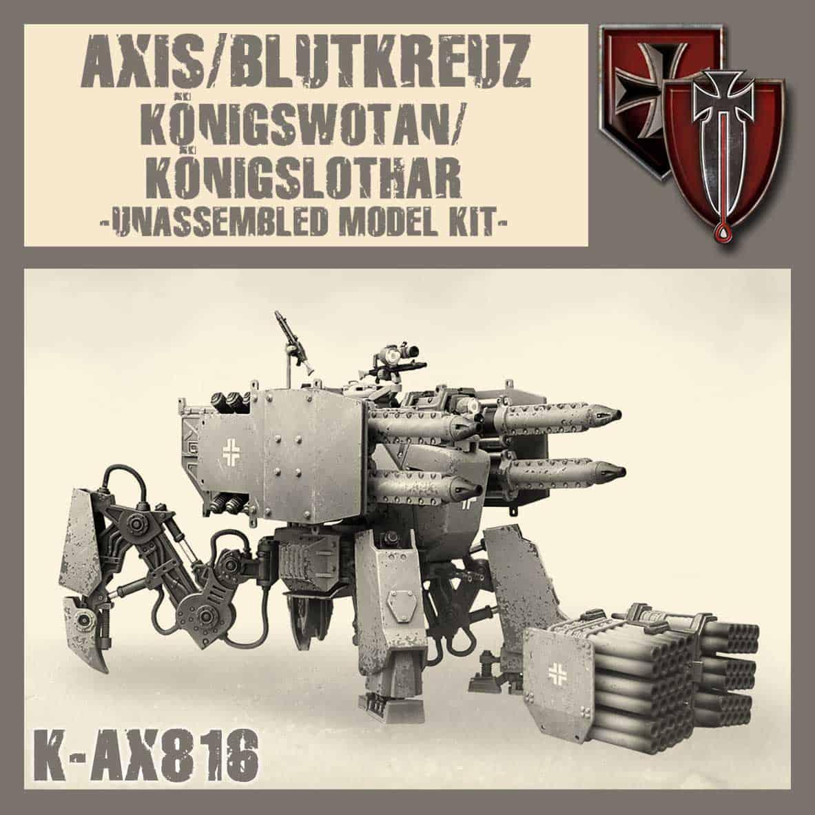 Zdjęcie KönigsLothar/KönigsWotan Kit
