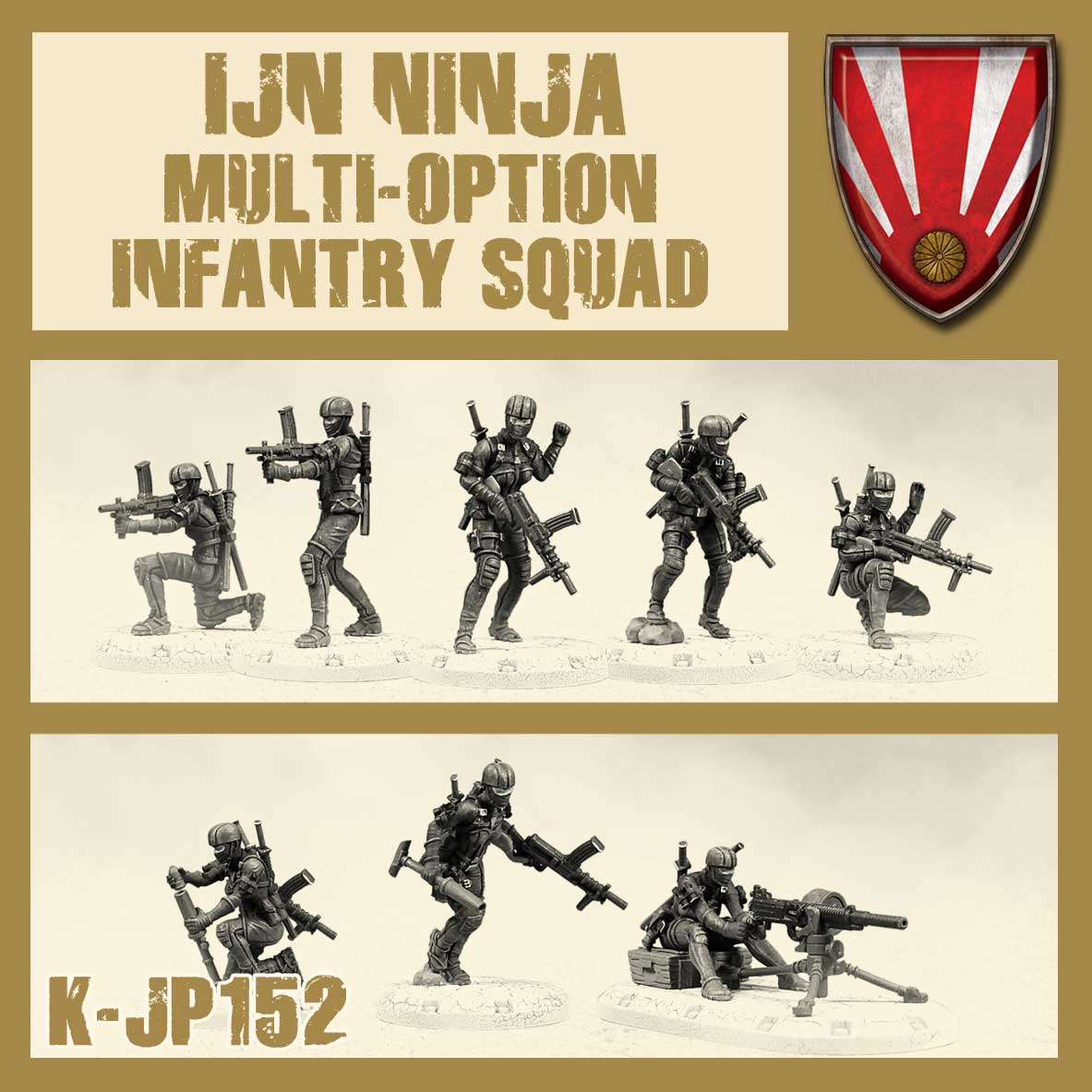 NINJA MULTIOPTION BOX Kit