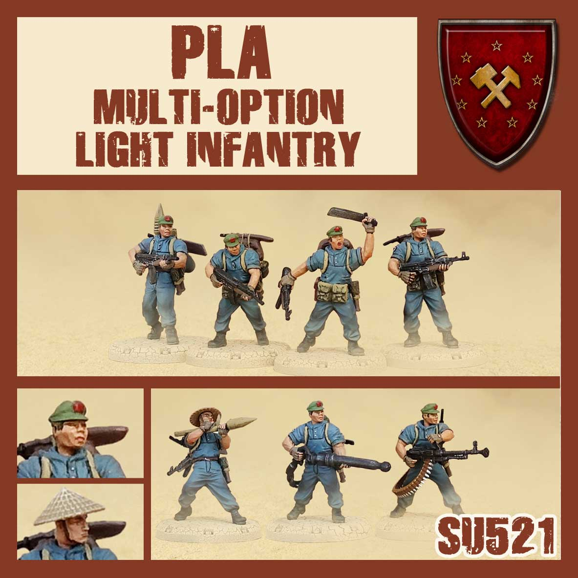 PLA MULTI-OPTION BOX