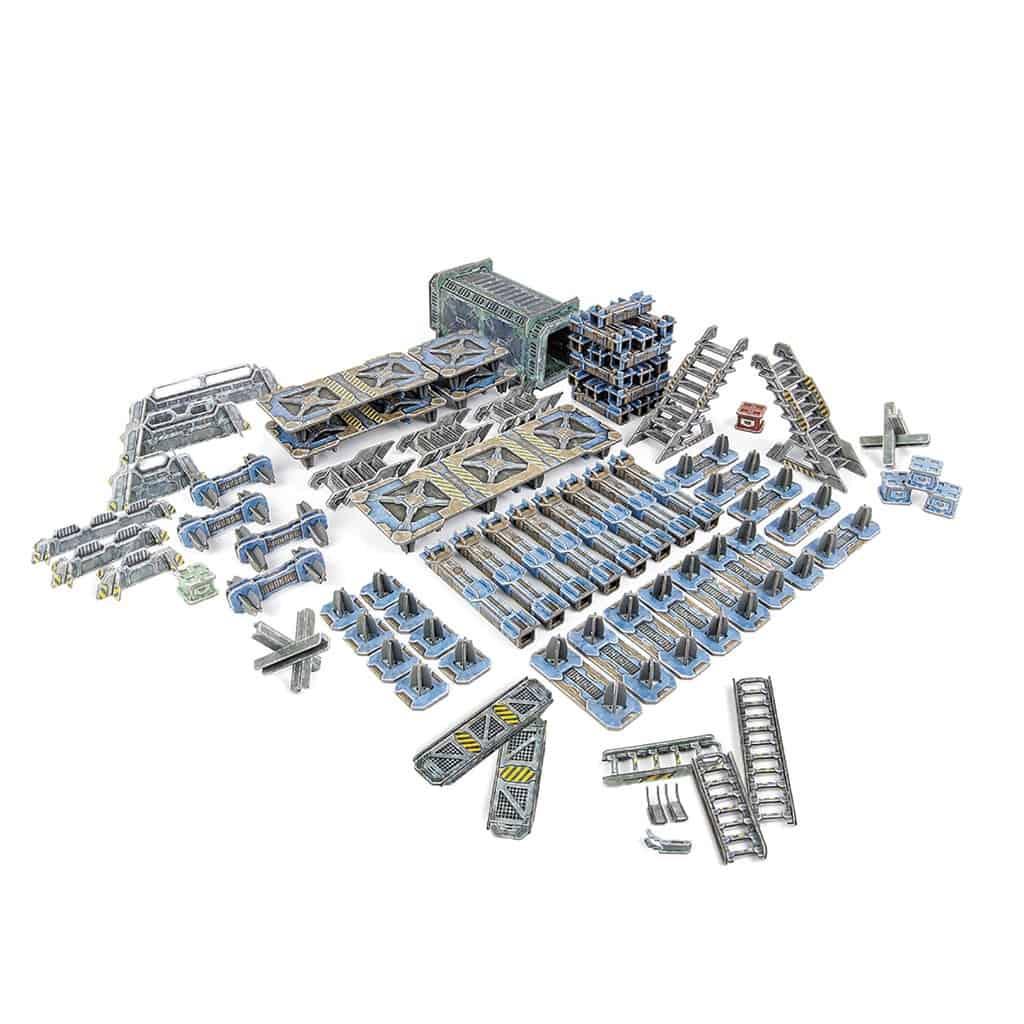 TinkerTurf Zestaw Industrialny - Standardowy