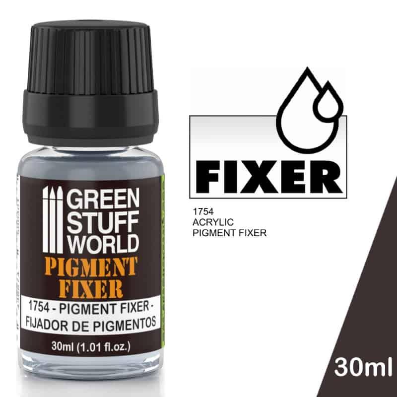 Utrwalacz Pigmentów (Pigment Fixer)