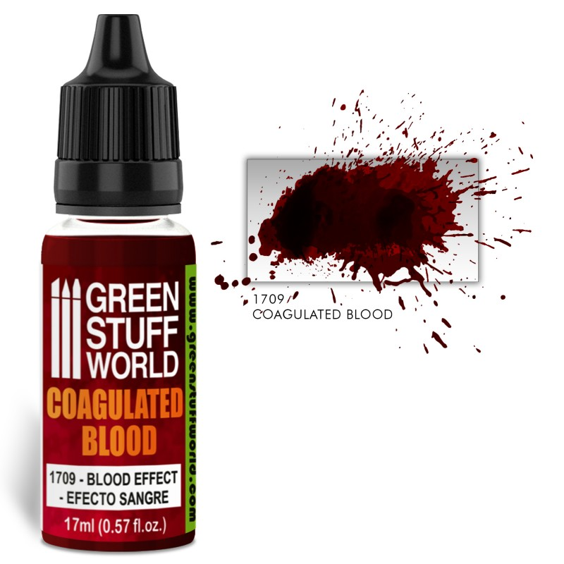 Skrzepnięta Krew (Coagulated Blood)