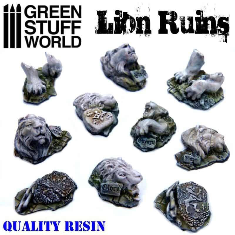 Lion Ruins