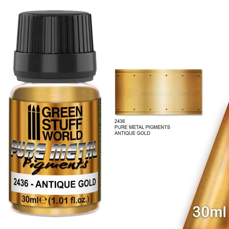 Pigment Antyczne Złoto (Antique Gold)