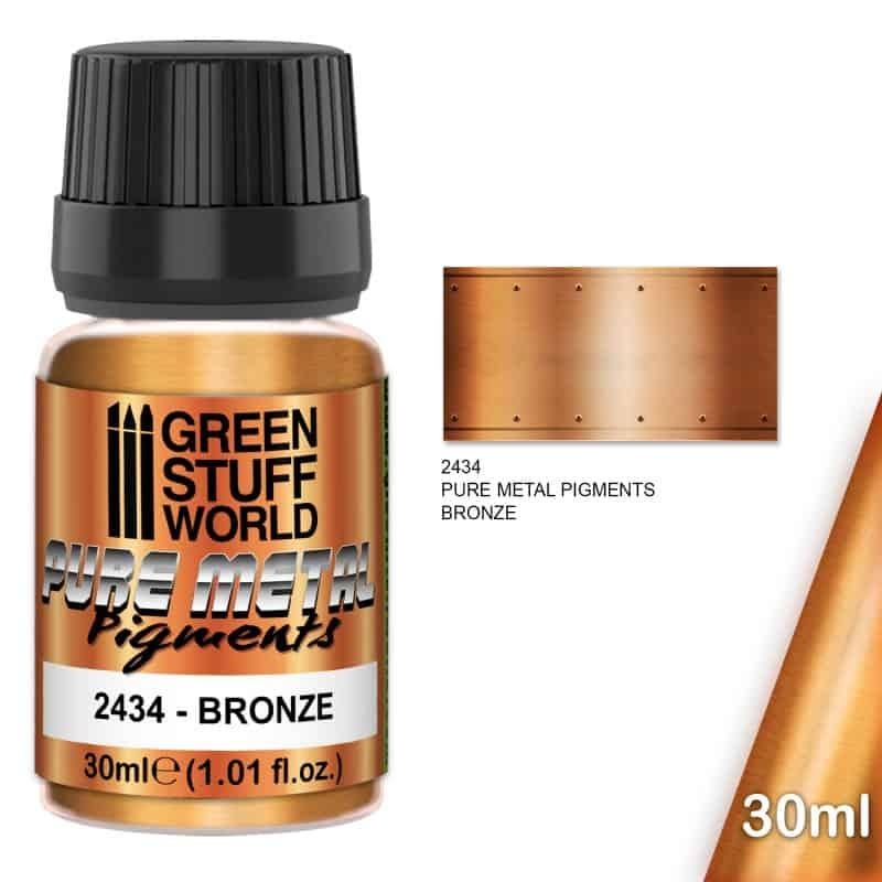 Pigment Brąz (Bronze)